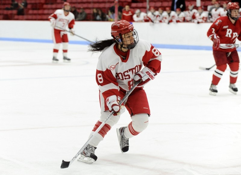 Kayla Tutino, Boston University Terriers (Steve McLaughlin/Boston University Athletics)