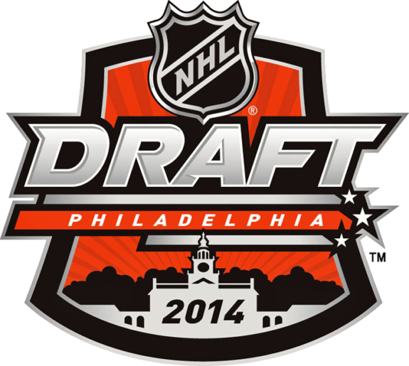 2014 NHL Draft Logo