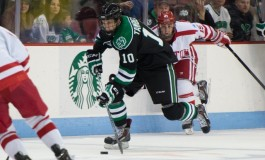 UND Hockey: Adam Tambellini Leaves UND for the WHL