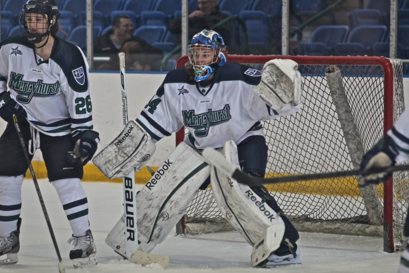 Amanda Makela, Mercyhurst Lakers (Ed Maillaird/Hurst Athletics)