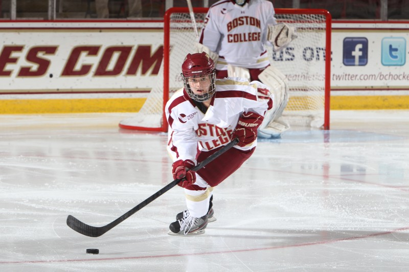Emily Pfalzer, Boston College Eagles (John Quackenbos/Boston College Athletics Communications)