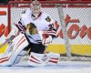 Antti Raanta Cheered Against Blackhawks in Playoffs