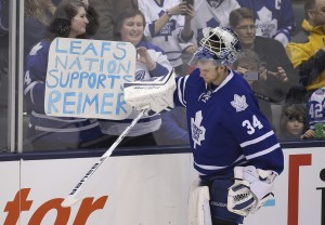 April Reimer, James Reimer, Toronto Maple Leafs, NHL, Hockey, Twitter, Social Media, Trolling