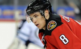 Flames Joe Colborne Week-to-Week With Thumb Injury