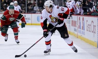 NHL Whiffs on Stone Injury