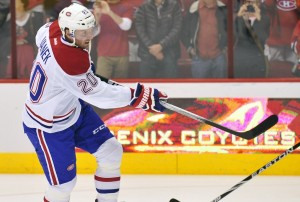 Vanek and the Canadiens are still playing in the postseason (Gary A. Vasquez-USA TODAY Sports )