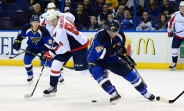 St. Louis Blues Looking for an Even Keel