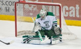 UND's McIntyre Is Leaving Impressive Legacy Behind