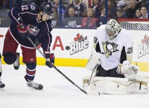 Marc-Andre Fleury will be the goalie, Zatkoff unlikely to see action (Greg Bartram-USA TODAY Sports)