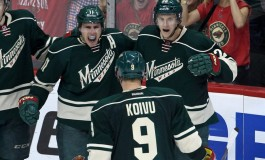 Wild's 30-Somethings Didn't Produce