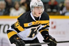 Sam Bennett of the Kingston Frontenacs [photo: Terry Wilson/OHL Images]