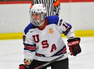 U.S. Trims Roster at World Juniors Evaluation Camp