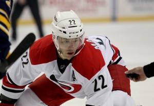 Montreal Canadiens forward Manny Malhotra