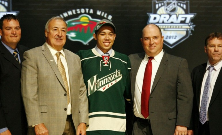 Minnesota Wild: Top 5 Prospects