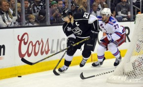 The Kings Look to Put a Stranglehold on the Rangers