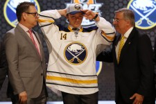 Picks like Sam Reinhart will now get tested at the combine in Buffalo the next two seasons. (Bill Streicher-USA TODAY Sports)