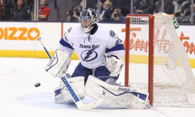 Recap: Lightning Yield 5 Goals in Loss to Canucks
