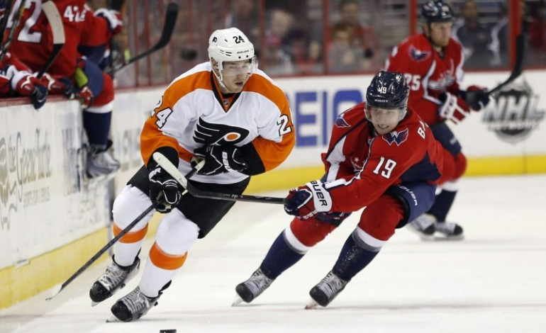 2014-2015 Washington Capitals Versus the Metropolitan Division