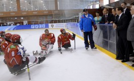 Dmitry Lisov: Captain of Russia's National Sledge Hockey Team