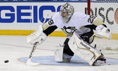 Marc-Andre Fleury & Golden Knights a Match Made in Heaven