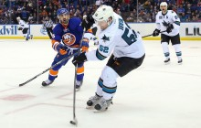 Matt Irwin could see more ice time as a Shark this season, and fantasy managers would certainly be amongst the beneficiaries. (Anthony Gruppuso-USA TODAY Sports)