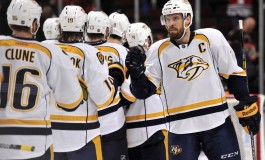 Nashville Predators Set Opening Night Roster