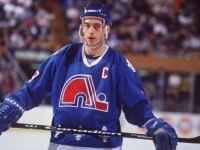 Joe Sakic began his career with the Quebec Nordiques.