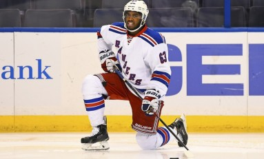 Newcomers Look To Make An Impact For the Rangers