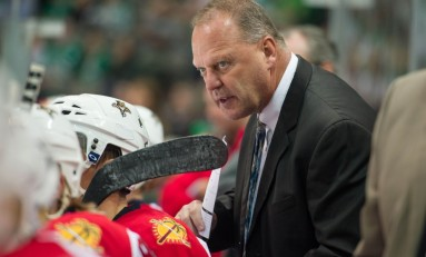 Meet the Golden Knights: Gerard Gallant