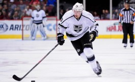 Kings' Young Forwards Showing up for Early Preseason