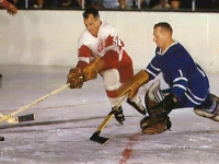 Two old friends clash at Maple Leaf gardens