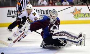 The Case for Sending Calvin Pickard Back to the AHL
