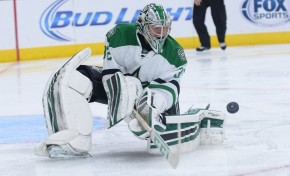 Kari Lehtonen Injured Tuesday Night