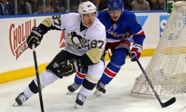 Sidney Crosby and Mario Lemieux Having Issues?
