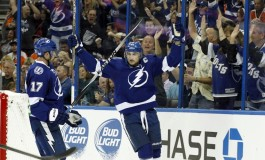 Stamkos' New Milestone Part of Larger Success for the Lightning