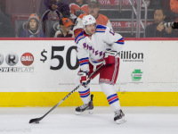 New York Rangers Forward Lee Stempniak (#12) (Josh Smith/THW)