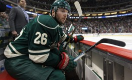 Wild's Vanek Slowed by Sports Hernia