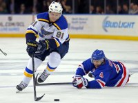 Tarasenko's line has led the Blues' offense all season (Adam Hunger-USA TODAY Sports)