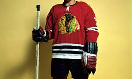 Blast From the Blackhawks Past: The Banana Blade
