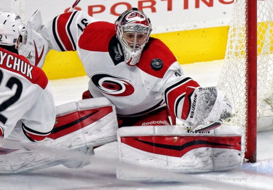 Will the 'Canes Trade a Goalie after the Holidays?