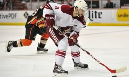 Coyotes Can Determine Fate of Pacific Rivals