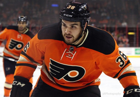 Zac Rinaldo: Boston's Odd Man Out