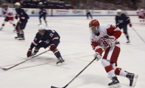 Jack Eichel Tracker: Frozen Four Bound