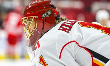 Flames' Hiller Headed to Swiss Team EHC Biel