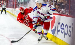 Where Should the Rangers Use Jesper Fast?