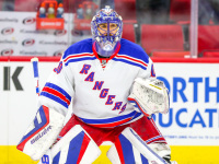 New York Rangers goalie Henrik Lundqvist  (Photo Credit: Andy Martin Jr)