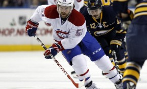 How Will Desharnais Fare as Canadiens' Third-Line Center?