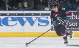 Coyotes Sign Prospect Nick Merkley