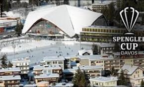 HC Gèneve-Servette Defends Spengler Cup Title