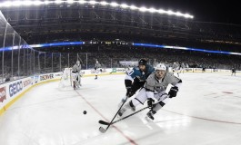 Hockey News: Kings and Sharks Go Outdoors; Sam Bennett Returns to OHL